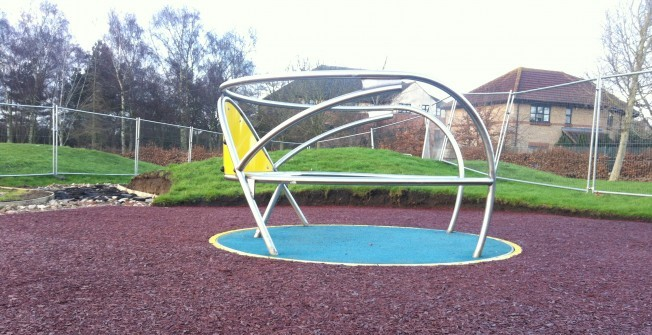 Neighbourhood Play Areas in Abercarn